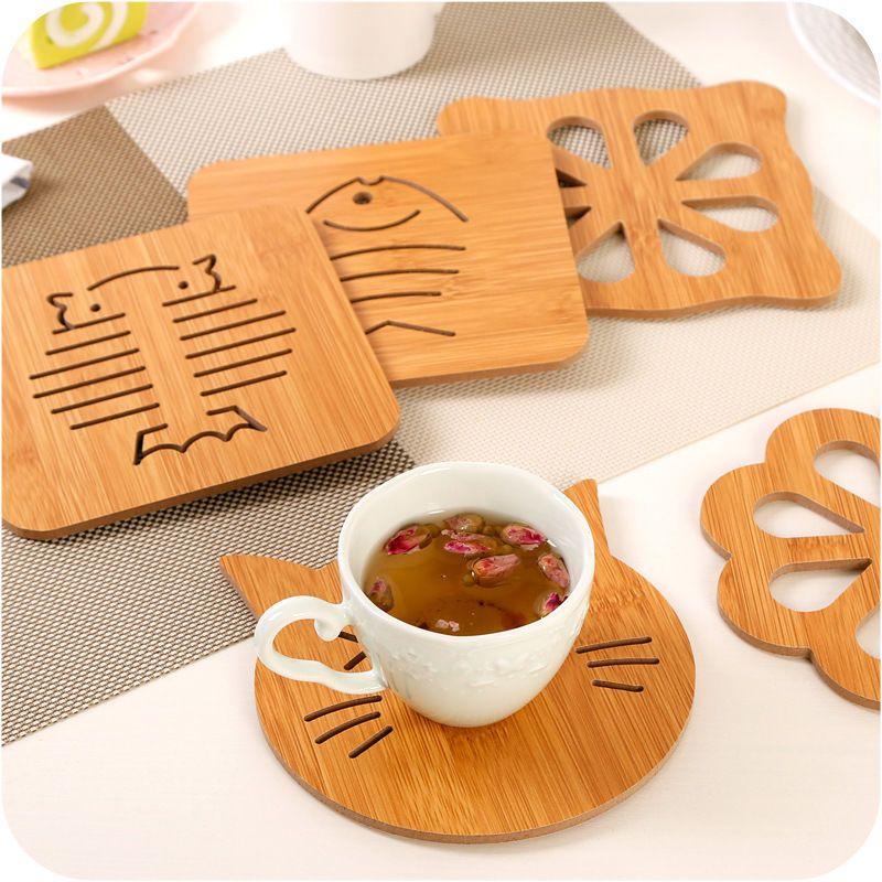 【大号套装】隔热垫餐桌餐垫创意家用防烫垫砂锅垫碗垫子杯垫盘垫