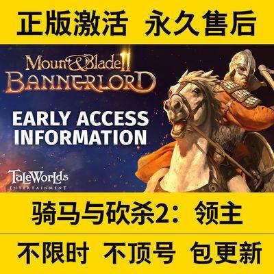 骑马与砍杀2霸主 steam正版离线 PC中文骑砍2 全DLC