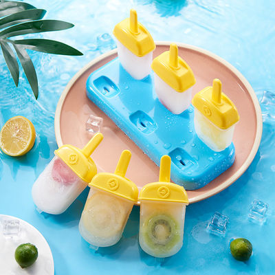。小黄人雪糕模具冻冰块儿童自制冰格冰淇淋冰棒棍冰糕家用卡通可