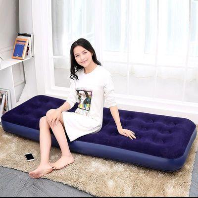 户外充气床双人家用帐篷加厚气垫折叠床懒人单人沙发简易床垫便携