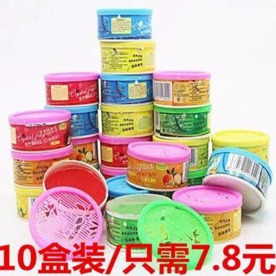 H103室内空气清新剂家用固体芳香剂固体清新剂厕所除臭去味剂