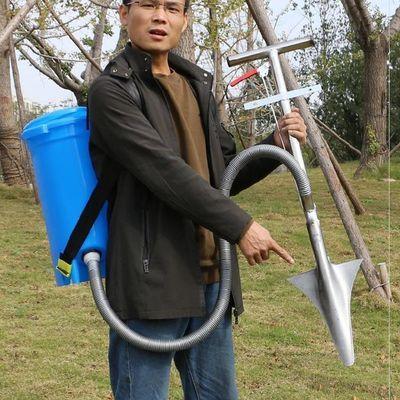 果树施肥器农用多功能撒化肥神器农业机械工具背负式下肥料追肥枪