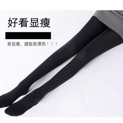 4条黑色花纹丝袜女薄款春夏天防勾丝光腿神器不掉档隐形加档连裤