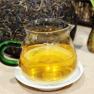 茶叶易武老树茶 普洱茶生茶1000克金瓜贡茶美人头 只赚销量信誉