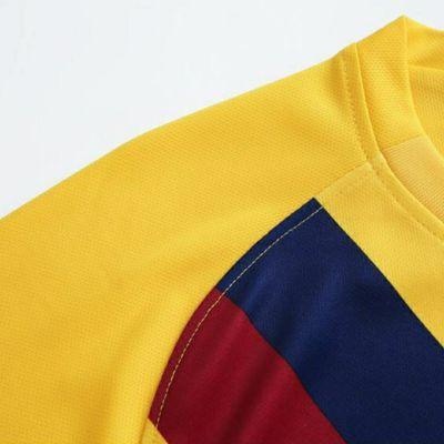 足球服世界杯定制训练服运动服套装男跑步吸汗透气夏季成人足球衣