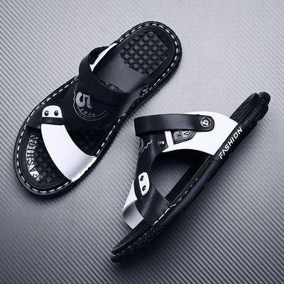 男士凉鞋夏季新款2020两用外穿防水防滑休闲潮流凉拖鞋耐磨时尚