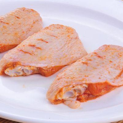 领券减13新品冲量】鸡翅中1kg新鲜冷冻生鸡中翅肉奥尔良烧烤批发