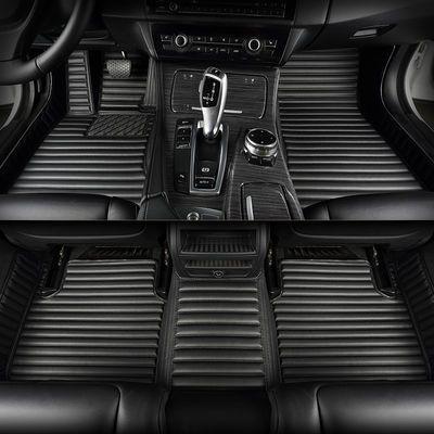专用于东风日产新老款楼兰颐达玛驰西玛全大包围汽车脚垫环保耐磨