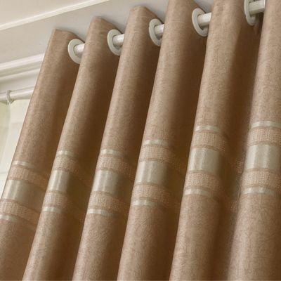 加厚全遮光窗帘成品客厅卧室窗帘遮光布料防晒隔热隔音
