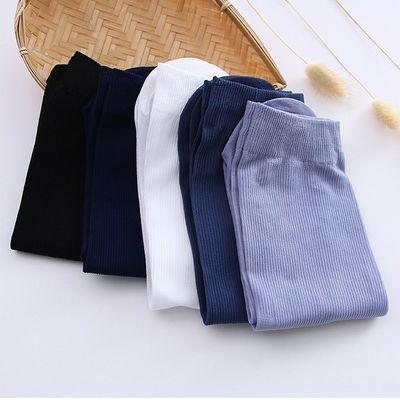 20双/10双 丝袜男夏季超薄款短袜子男士丝袜防臭透气黑白色男人袜