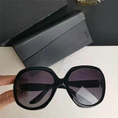 太阳镜女防紫外线2020新款品牌时尚偏光墨镜女韩版潮圆脸大脸眼镜