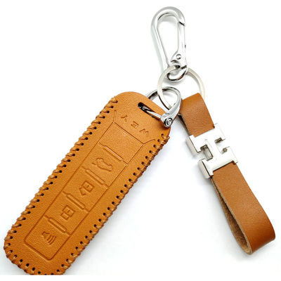 WEY魏派汽车钥匙包VV5S车用钥匙套 VV7VV7VV5VV6头层牛皮包套