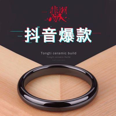 抖音同款单身时尚日韩版时尚钛钢男士尾戒小指单身戒指个性潮男指