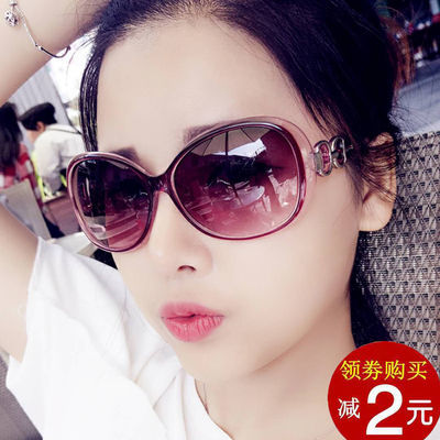 2020夏季新款【不分老少皆可佩戴】墨镜新款炫彩太阳镜女士防紫外