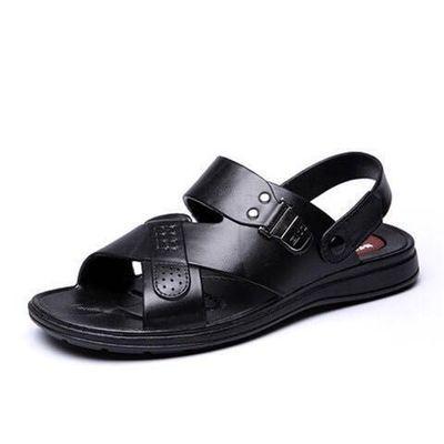 新款正品上海回力男士凉鞋2020夏新品塑胶料防水凉拖鞋防滑耐磨沙