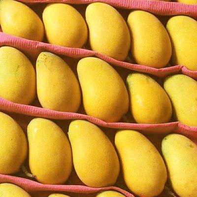 久泰小台农芒果批发包邮新鲜水果百色芒果芒果小台芒