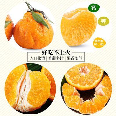 四川丑橘不知火丑八怪橘子丑桔丑柑批发新鲜水果耙耙柑桔子柑橘