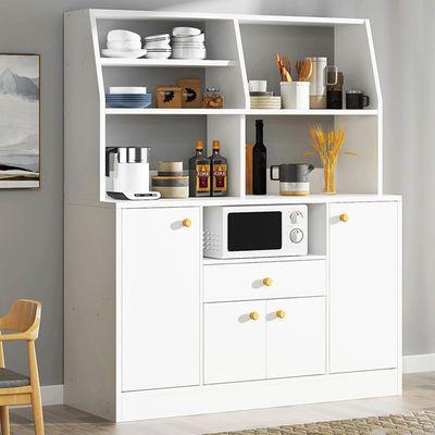 碗柜家用餐边柜厨房收纳柜储物柜北欧橱柜家用简易厨房柜子置物柜