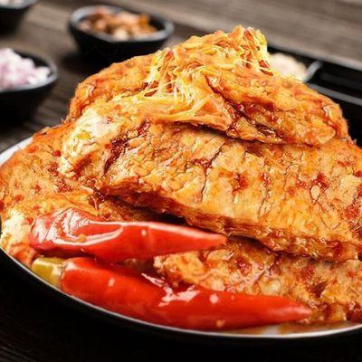 好味屋手撕素肉50包豆干吃的麻辣味条蛋白零食排行榜小吃休闲食品