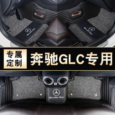 新款防滑汽车脚垫 奥迪Q3 Q5 Q2 A3 A2 A6L大包围皮 丝圈专用脚垫