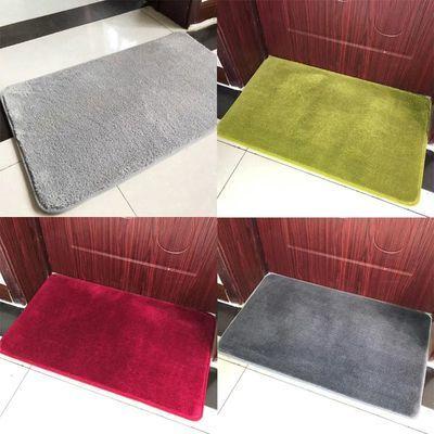 【亏本促销中】地垫门垫进门卫生间门口脚垫浴室厕所防滑吸水地毯