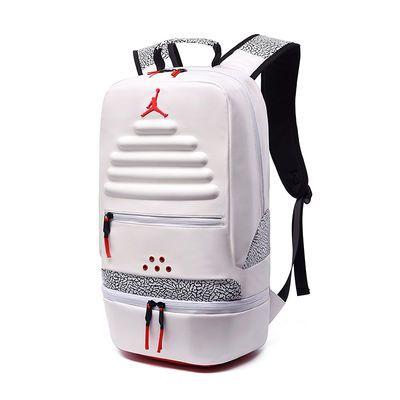 高品质新款运动双肩背包校园高中大学生书包篮球包电脑包旅行包