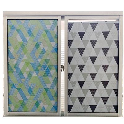 窗户玻璃贴纸卫生间透光不透明防窥遮光磨砂贴膜防走光窗花贴窗纸