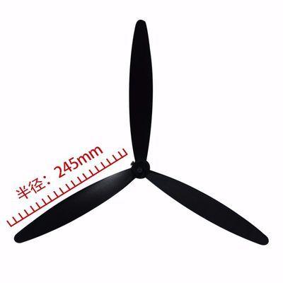 电风扇叶子牛角风扇叶片配件工业风扇叶650750风叶二三叶原装正品