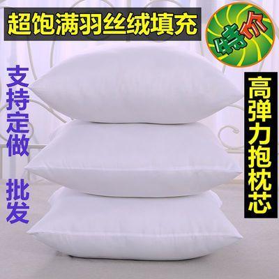 新款多规格可选沙发靠垫靠背芯抱枕芯方垫芯十字绣糖果枕芯