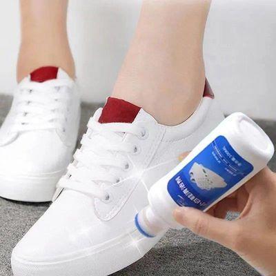 去黄增白小白鞋清洗神器一擦白清洁白鞋剂液洗鞋去污鞋油鞋擦