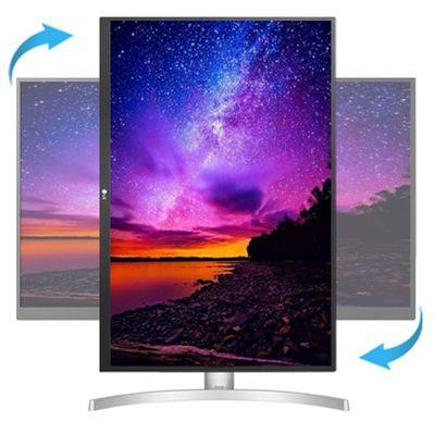 LG 27UL850 27英寸IPS屏4K显示器HDR400升降旋转绘图电竞Type-C