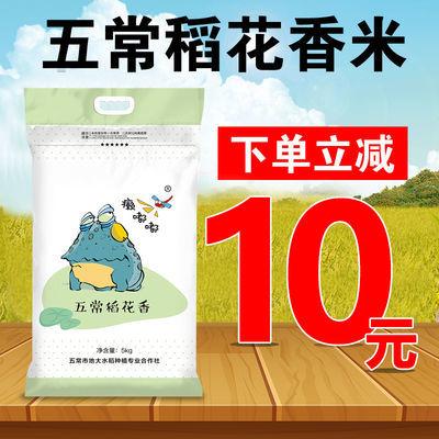 【2019年新米】五常长粒香大米10斤五常东北五常稻花香米长粒大米