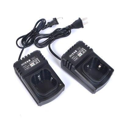 龙韵富格家用电钻25v电池充电器手枪钻电动螺丝刀快速充电器座充