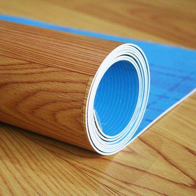 爆款包邮 PVC地板贴纸地板革加厚耐磨防水塑胶地板纸家用地革地胶