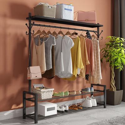 简易衣柜多功能组装衣橱卧室收纳架衣服架子挂衣柜家用储物柜衣架