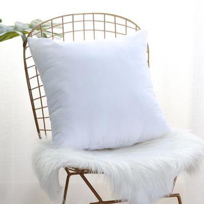 沙发靠垫芯子十字绣抱枕芯30 40 45 50 55 60 方垫芯 靠背芯