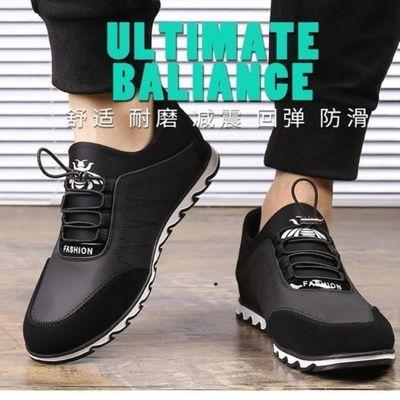 2020款跑步休闲运动鞋凯沐欧休闲男鞋隐形6cm男士休闲运动鞋WS春