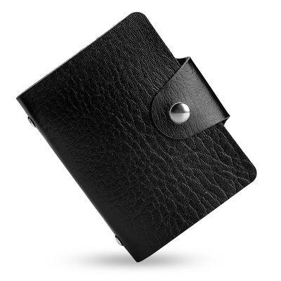 【买1送1】新款卡包女式大容量银行卡套超薄简约信用卡女士卡包