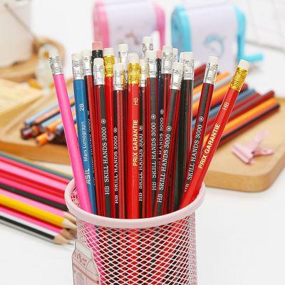 装得握笔学习用品得力组合文具用品一个手摇公用铅笔美术套装橡皮