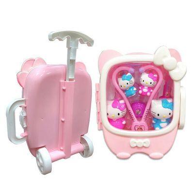 小医生玩具套装儿童过家家仿真医药箱男女孩hellokitty凯蒂猫宝宝