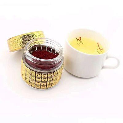 正品伊朗藏红花补气养生野生进口西藏番红花茶臧红花茶礼盒装瓶装