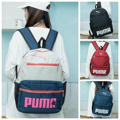 新品刺绣双肩包男女书包韩版潮学生休闲运动背包户外旅行包电脑包