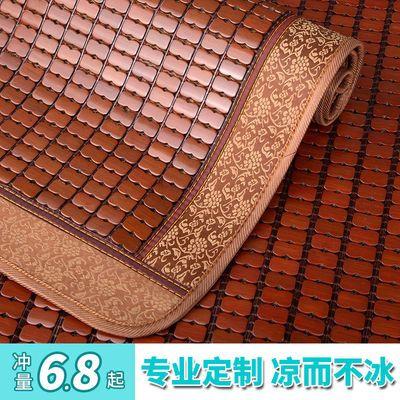 夏季麻将凉席沙发垫夏天客厅欧式防滑红木竹席凉垫竹垫子坐垫定做