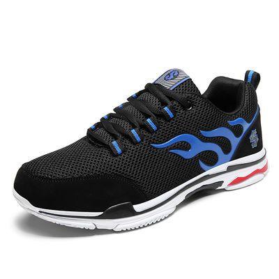 男鞋夏季透气网面鞋休闲运动跑步鞋网鞋男士网眼轻便软底旅游鞋潮