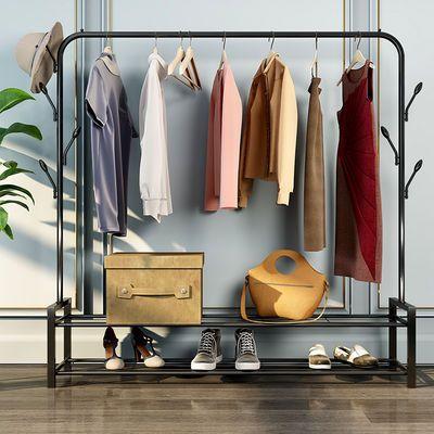 简易衣柜组装挂衣柜衣橱家用收纳柜子宿舍出租卧室落地组合柜衣架