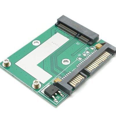 转接 转msata固态硬盘硬盘 半高sata转接卡转接msata转接卡sata