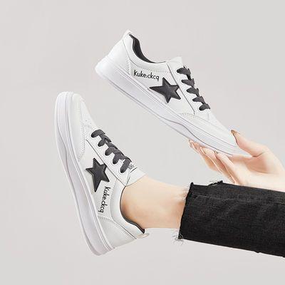 [组合款]2020新款小白鞋透气百搭休闲女鞋网红同款时尚防滑板鞋女