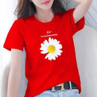 白色短袖t恤女装2020新款ins潮夏季韩版学生宽松大码上衣打底衫女