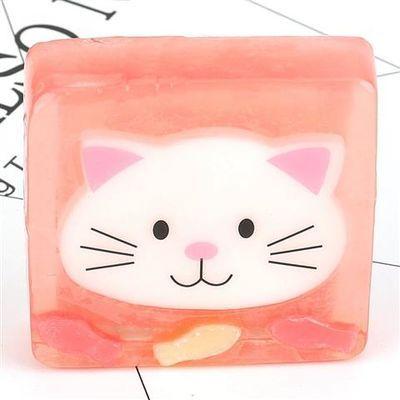 儿童香皂透明皂婴儿洗手洗脸洁面洗澡沐浴卡通宝宝肥皂温和手工皂