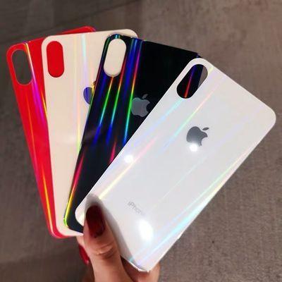 苹果11极光后膜iPhoneX/Xs/Xr改色背膜XsMax/Pro后盖贴膜7/8plus
